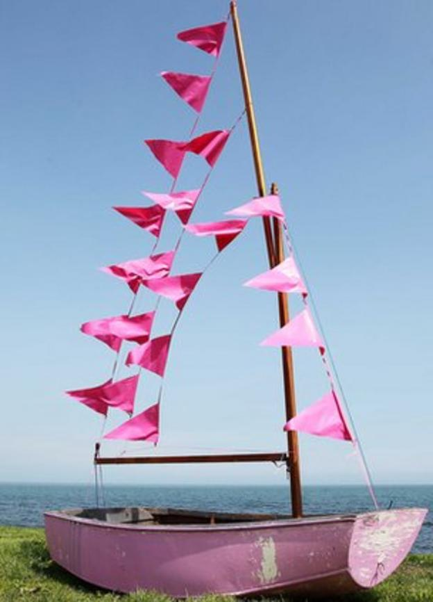 Pink is the colour as Giro d'Italia fever grips Northern Ireland