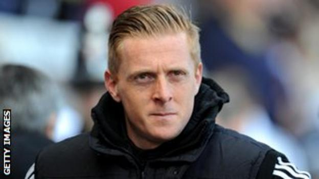 Garry Monk captained Swansea in all four divisions before becoming manager