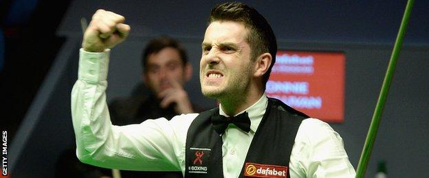 Mark Selby