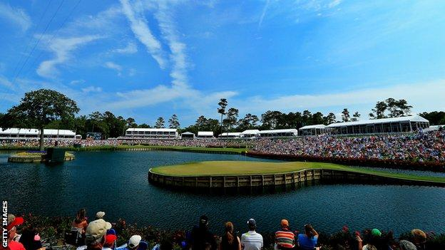 The 17th at Sawgrass