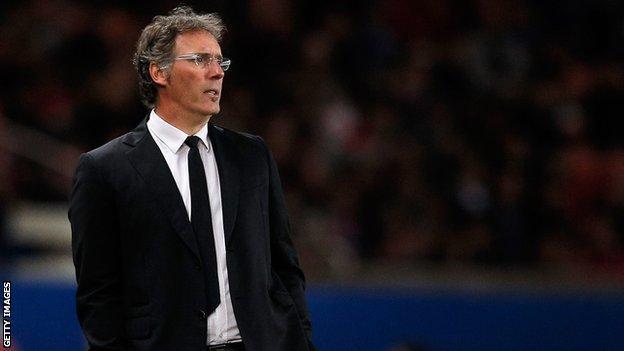 Paris St-Germain boss Laurent Blanc signs new contract