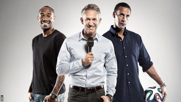 BBC World Cup team