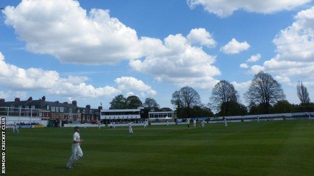 Jesmond Cricket Club