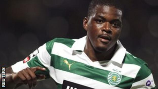 Portugal and Sporting Lisbon midfielder William Carvalho
