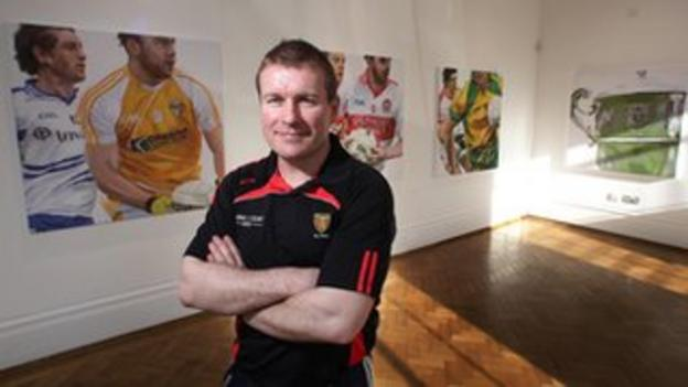 James McCartan faces another away day in the Ulster championship