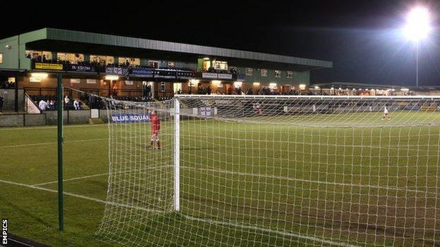Salisbury's home ground