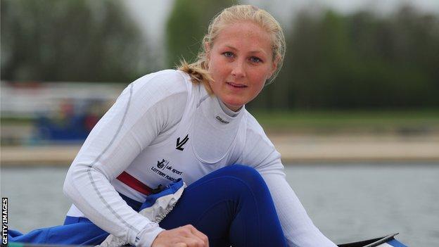 Lani Belcher, GB canoeing