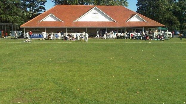 Oswestry Cricket Club, Morda Road