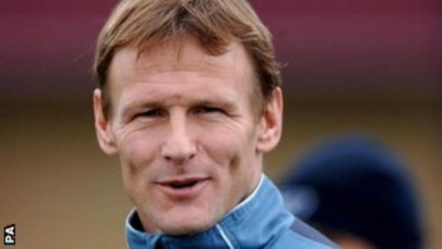 Teddy Sheringham retired from competitive football at the end of the 2007-08 season with Colchester United, at the age of 42.