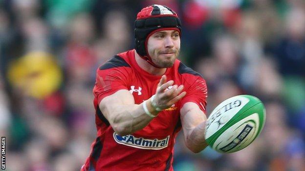 Leigh Halfpenny