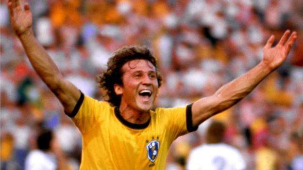 Zico's World Cup story: World class but denied on biggest stage ...