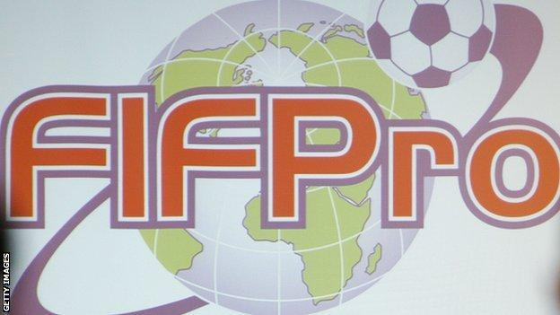 The international players' union FIFPro