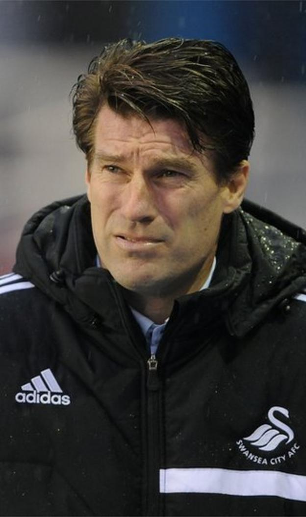 Former Swansea manager Michael Laudrup is another thought to be in the running at Celtic
