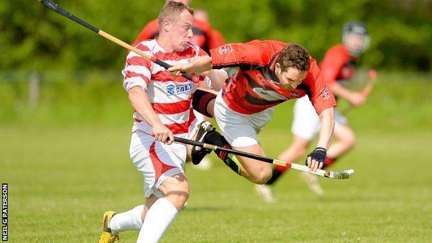 Lochaber take on Glenurquhart in the Camanachd Cup
