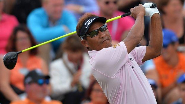 Thongchai Jaidee won his sixth European Tour title in Malmo