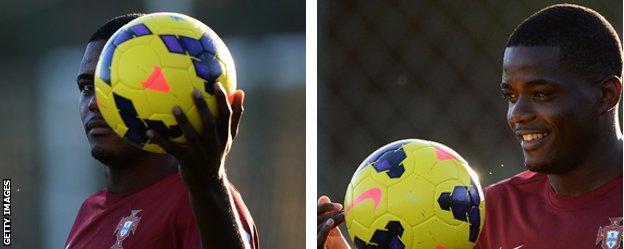 Portugal midfielder William Carvalho