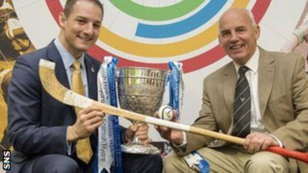 Scottish Hydro Camanachd Cup quarter final draw