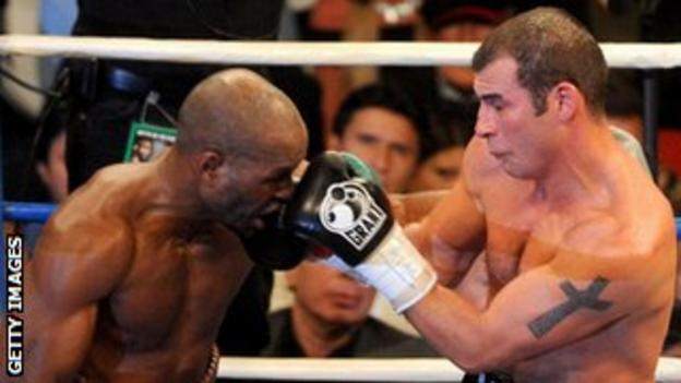 Joe Calzaghe beat American great Bernard Hopkins in one of his career-defining fights