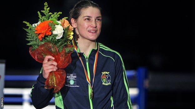 Katie Taylor secures European gold in Bucharest