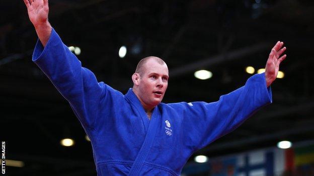Great Britain's Chris Sherrington