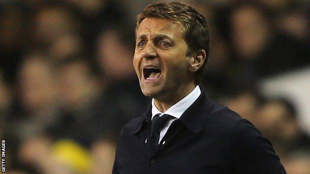 Tim Sherwood has been interviewed for the West Brom head coach job
