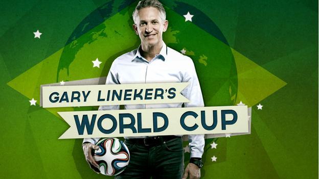 Gary Lineker's World Cup