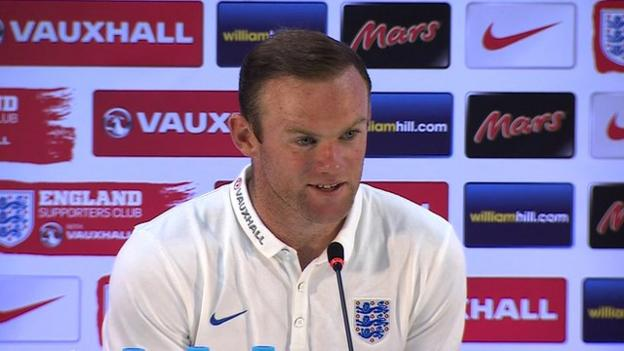 World Cup 2014: Danny Welbeck fit to face Italy - Wayne Rooney
