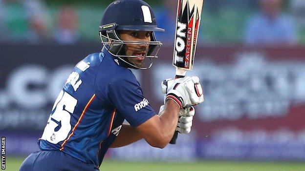Essex and England's Ravi Bopara