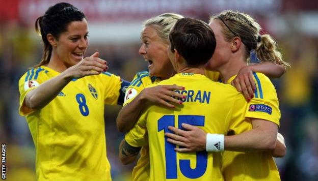 Sweden are also aiming to preserve their 100% record in World Cup qualifying