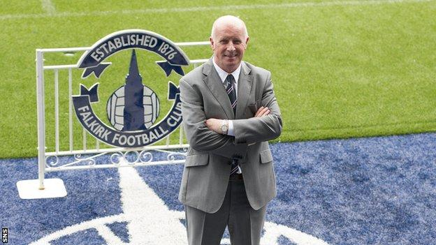 Peter Houston had been working as a scout with Celtic