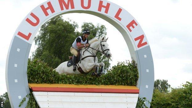 Luhmuhlen Horse Trials
