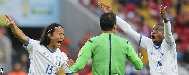 France v Uruguay