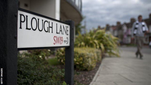 Plough Lane