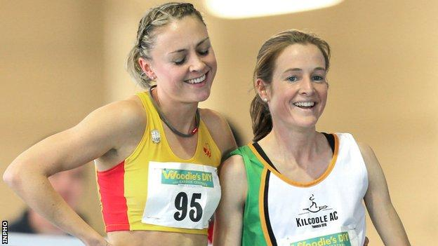 Kerry O'Flaherty and Fionnuala Britton