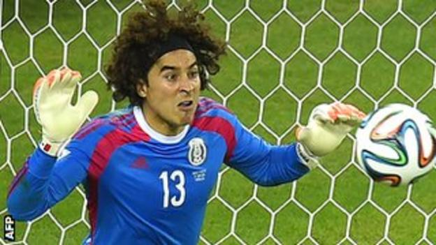 Mexico goalkeeper Guillermo Ochoa left French club Ajaccio in May after they were relegated