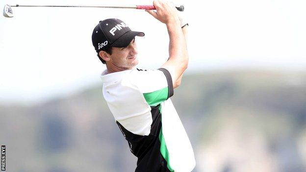NI golfer Chris Selfridge has qualified for the last 32