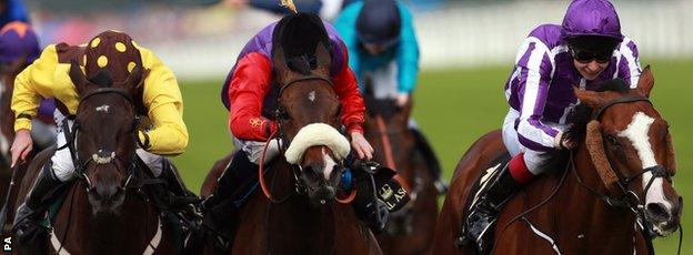 Leading Light wins at Royal Ascot under Joseph O'Brien
