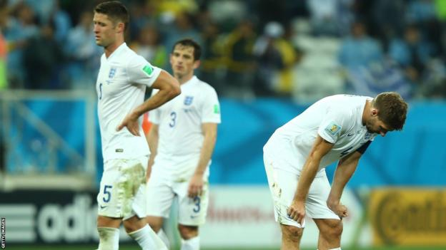 But it's a different story for England trio Gary Cahill, Leighton Baines and Gerrard, who know England's faint remaining hopes of a last-16 place could be ended on Friday