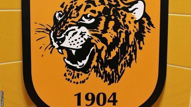 New Hull badge