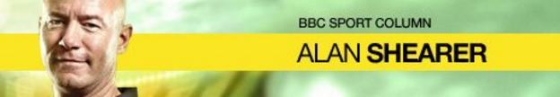 BBC pundit and former England captain Alan Shearer