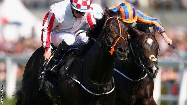 Slade Power wins at Royal Ascot