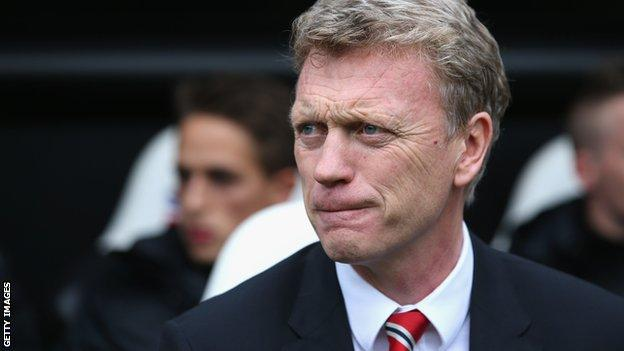 David Moyes has held talks with Galatasaray