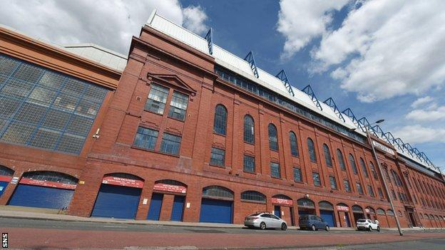 Brian Kennedy could be interested in new Rangers bid believes Graeme Souness