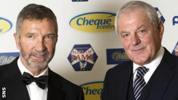 Graeme Souness says both he and Walter Smith would likely return if the right people were in charge