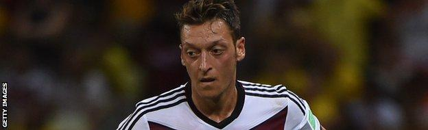 Mesut Ozil has said he will not being observing Ramadan during the World Cup.