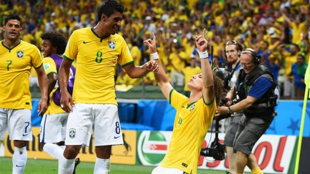 Colombia 1 - 1 Brazil - Match Report & Highlights