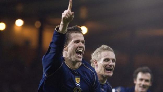 Former Scotland defender Gary Caldwell