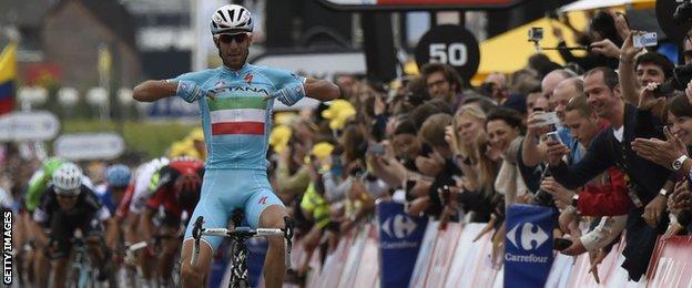 Tour de France - Vincenzo Nibali