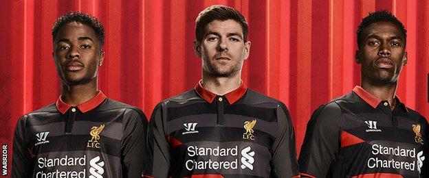 Liverpool kit