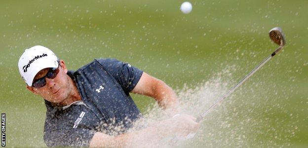 Richie Ramsay is struggling with an injury ahead of the Scottish Open at his home course of Royal Aberdeen